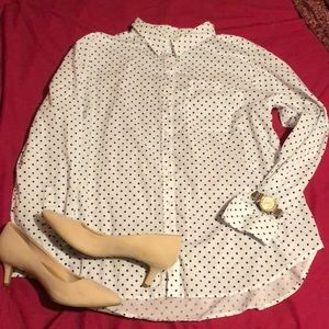 Liz Claiborne Button Up